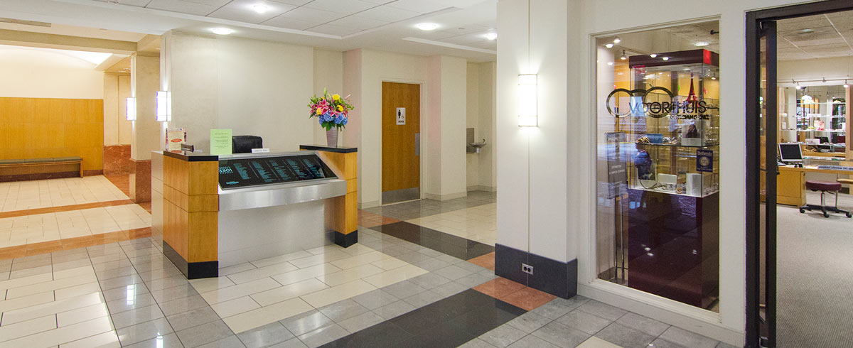Foxhall Square medical office retail