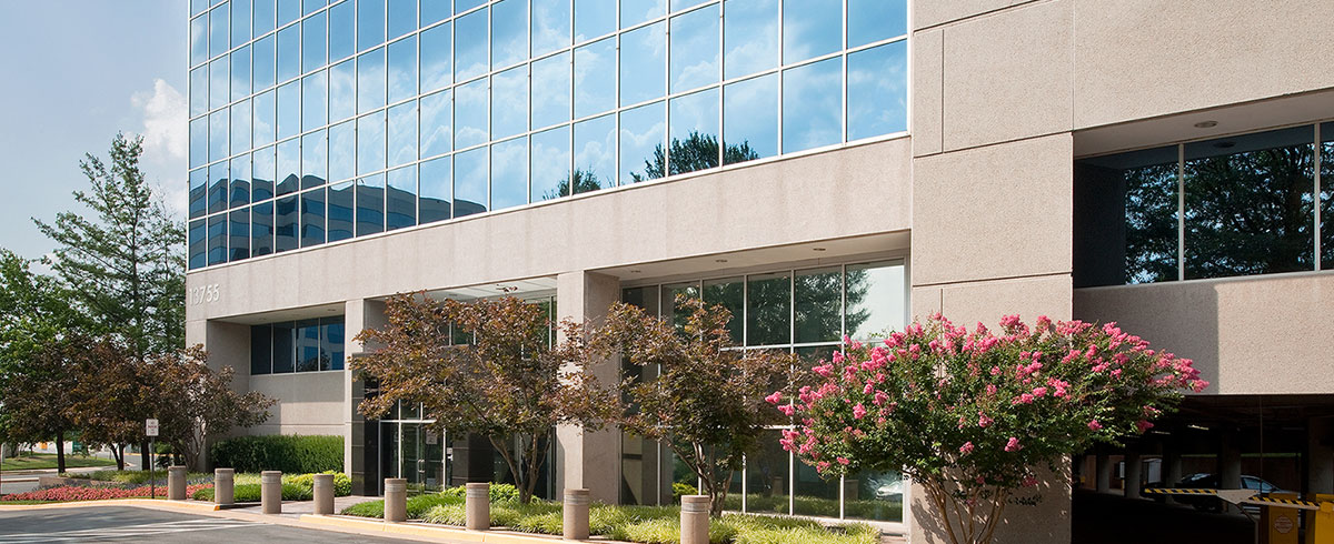 Dulles Corporate Center office
