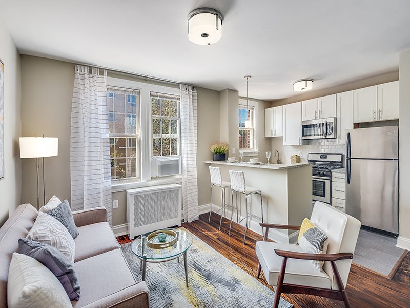 The August | Dupont Circle DC Apartments
